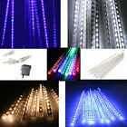 8*30/50cm 144 LEDs 5 Color Meteor Shower Lamp Tube String Rain Lights IP64 Deco