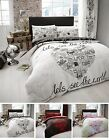 World Duvet Quilt Cover Bedding Set Pillow Cases Single Double King Or Curtains