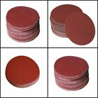 "7"" GRIT 60 to 2000 Sanding Disc Hook Loop Backed Aluminum Oxide Sandpaper"