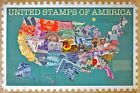 Smithsonian Institution United Stamps Of America Poster 91.5x61cm