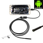 3.5M 6LED Android Endoscope Waterproof Inspection Camera Micro USB Video Camera