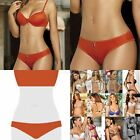 Chamela 15662, Women's Sexy Panty Sensual  Color Orange Talla S Reg.$23.99