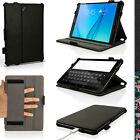 """PU Leather Skin Folio Case for Samsung Galaxy Tab S2 8"""" SM-T710 Flip Stand Cover"""