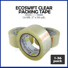 """1-36 Roll EcoSwift Packing Packaging Carton Box Tape 1.6mil 2"""" x 110 yard 330 ft"""