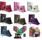 Leather 360 Degree Rotating Case Cover Stand - iPad MINI & MINI 2 Retina Diamond