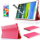 "Ultra Slim Leather Smart Cover Stand Case For Samsung Galaxy Tab S 8.4"" SM-T700"