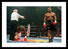 Mike Tyson at M.E.N Arena Manchester Boxing Photo Memorabilia (810)