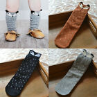 New Lovely Baby Kids Girls Fox Socks Soft Cotton Knee High Hosiery Tights Hot