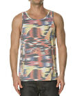 New Deus Ex Machina Men's Hatchet Tank Men's Exclusive Multicolor