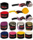 MRX Boxing Hand Wraps Bandages Fist Inner Gloves MMA Muay Thai Mexican Stretch