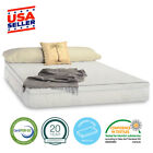 "13"" inch COOL Aloe Vera Gel Memory Foam Mattress - FULL, QUEEN, KING, CAL KING"