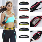 Hot Fashion Sport  Zipper Fanny Pack Belly Waist Bag Fitness Running Belt Bag