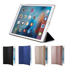 New List Smart Slim For Apple Ipad Pro Case Cover Luxury 4 Simple Colors 12.9''