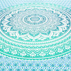 LARGE SELECTION - QUEEN WALL HANGING OMBRE MANDALA TAPESTRY BEDSPREAD Boho Decor