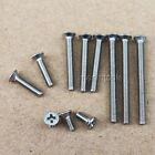 M6x1, M8x1.25, L:8mm~80mm Stainless Steel Phillips Flat Head Screws Select size