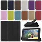 For Amazon Kindle Fire 7 2015 Tablet Magnetic Leather Stand Case Smart Cover