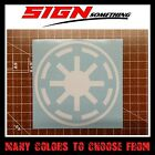 Galactic Republic Decal / Sticker Star Wars $3.49 USD on eBay