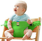 Baby Kid Child Take Along Portable Traval High Chair Highchair Holder Harness 0+