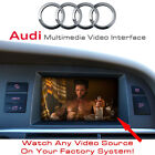 Audi A4 A5 A6 A8 Q5 Q7 upto 2009 2G MMI Screen Multimedia Car Video Interface