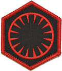 The First Order Dark Side Star Wars Parody Shield Morale w/ Fastener Patch