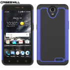 For ZTE Maven 3 Z835 Case Tough Rugged Dual Layer Shockproof Protective Cover