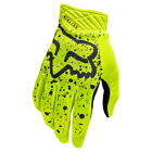 2016 Fox MX Airline Glove - A1 Kroma Limited Edition Grey Yellow Motocross Offro
