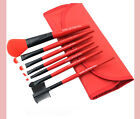7p/set Makeup Brushes Set Make-up Toiletry Kit Professional Cosmetic maquiagem