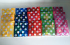 Pre filled Kids Spotty Party Bags / Parcels - Boys / Girls . Unisex - Ready Made