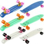 SLICK Mini Cruiser Skateboard Kinderskateboard Pennyboard