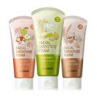 [THE SAEM] Facial Smoothie Foam 150ml 3 Type /  3 Types of custom cleansing foam
