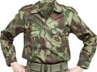 Portugese Lizzard Pattern Combat Shirt, Rare and unused