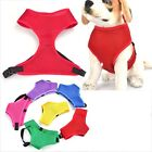 Nylon Soft Mesh Vest Pet Dog Cat Puppy Vest Harness Pet Supplies Chest Straps