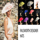 FAILSWORTH DESIGNER ASCOT WEDDING HATS HATINATORS OCCASION MOTHER OF THE BRIDE