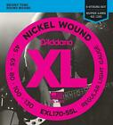 D'Addario EXL170-5SL Reg Light Super Long Scale 5-String Bass Strings 45 - 130