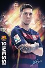 Barcelona FC Lionel Messi BFC Poster 61x91.5cm