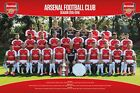 Arsenal FC Team Photo 2015/16 AFC Poster 91.5x61cm