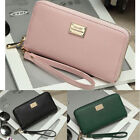 Kyпить Women Lady Zipper PU Leather Clutch Coin Phone Bag Long Purse Wallet Card Holder на еВаy.соm