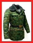 Genuine Russian Army Winter Uniform Jacket VSR-98 Flora Camouflage + Field Belt!