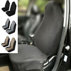 2PCs Multicolor Lightweight Front Car Seat Cover Set Cushion Protector Mat Pair