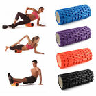 Yoga Foam Roller Injury Sports Gym Muscle Trigger Point Grid Massage Textured UK