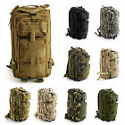 30L Outdoor Military Tactical Rucksack Backpack Camping Hiking Trekking Bag UK