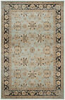 Safavieh Vintage Light Blue/Black Area Rug