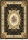 Home Dynamix Royalty Black Area Rug