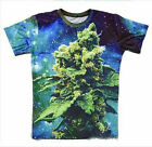 New Fashion Women/Mens BUD coral weed 3D Print Casual Graphic Top T-Shirt G29
