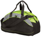 Duffle/ gym bag overnight travel bag,sport bag side mesh pocket adjustable strap
