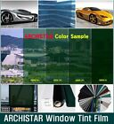 """WIDE:30""""/VLT 25% GREEN Solar Film/Tint/Window/Glass/1PLY Normal/Privacy/Roll/"""