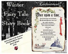 qty 65 -sale- Winter Fairy Tale Princess Scroll Wedding Party Invitations & RSVP