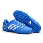 Fashion Men's TF Turf Soccer Shoes Soccer Cleats Durable Athletic Football Shoes