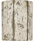 Illumalite Designs Weathered Wood Drum Lamp Shade