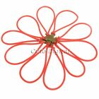 Replacement Elastic Bungee Red Tube Rubber Band for Slingshot Catapult Hunting